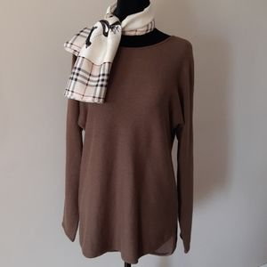 Michael Kors Sweater in Olive Green